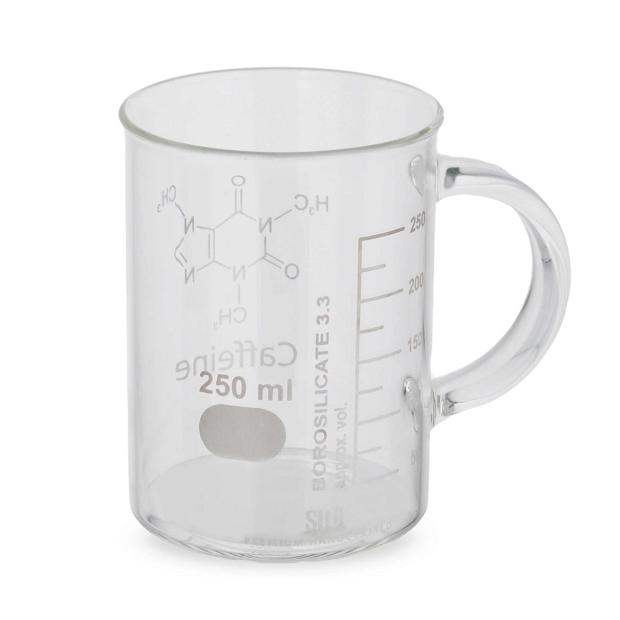 SUJI MUG CHEMISTRY CAFFEINE 300ML